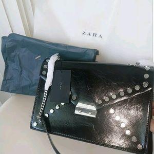 NWT  Zara Midi Crossbody